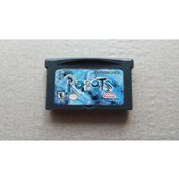 Картридж GameBoy Advance Robots не оригинал