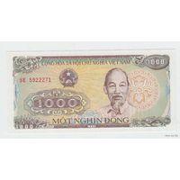 1000 Донг 1991 (Вьетнам) ПРЕСС