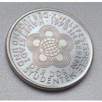 Германия - ГДР 10 марок, 1973 10-ый международный фестиваль молодёжи и студентов, Берлин 6-10-4