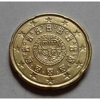 20 евроцентов, Португалия 2006 г., AU