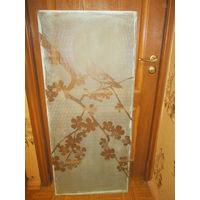 Стекло матовое декоративное для межкомнатной двери