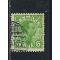 Дания 1913 Кристиан X Стандарт #67