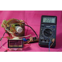Стабилизатор сетевого напряжения (конструктор)