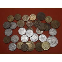 Польские монетки. С рубля