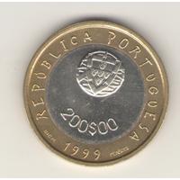 200 эскудо 1999 г. ЮНИСФЕР.