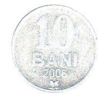 10 бани Молдова 2006_Лот #0737