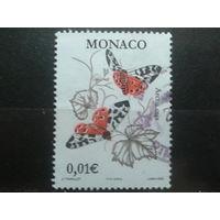 Монако 2002 бабочки