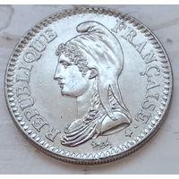 Франция 1 франк, 1992 200 лет Французской Республике 4-14-13