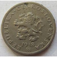 Чехословакия 20 геллеров 1938