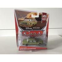 Машинка Тачки Джонатан Ренчвордс Disney Pixar Cars Jonathan Wrenchworths Rust-Eze Racing Series