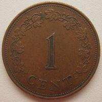 Мальта 1 цент 1972 г. Цена за 1 шт. (gl)