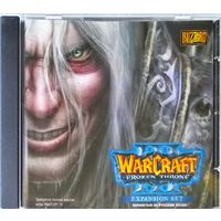 WarCraft III The Frozen Throne (2003) CD