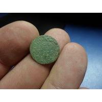Шотландский торнер (двойной пенни) 1632-1633 г.г.(4) первая медная монета на РБ торг обмен
