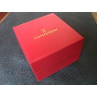 Коробка от часов ROMANSON.