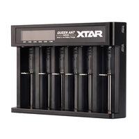 Зарядное устройство XTAR MC6 QUEEN ANT для 18650