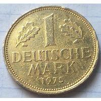 Германия 1 марка, 1975      G       ( 6-4-3 )
