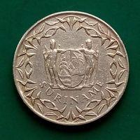 10 центов 1962 СУРИНАМ