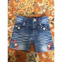 Модные шорты на 90-110