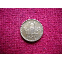 Пакистан 1 рупия 2002 г.