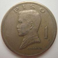 Филиппины 1 песо 1972 г. (u)