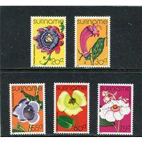 Суринам. Цветы. Вып.78