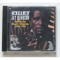 Audio CD, SCREAMIN JAY HAWKINS, BEST OF THE BIZZARE SESSIONS 1990-1994, 2000