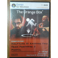Half-Life 2.The Orange Box: Half-Life 2; Half-Life 2: Episode One; Half-Life 2: Episode Two; Portal; Team Fortress
