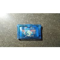 Картридж GameBoy Advance SpongeBob Squarpantes Creature from the Krusty Krab на русском