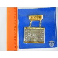 Сувенирная медаль 1975 г.