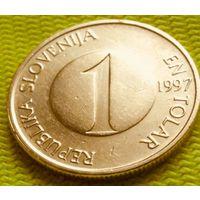 1 Толар 1997 года.