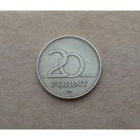 Венгрия, 20 форинтов 1994 года