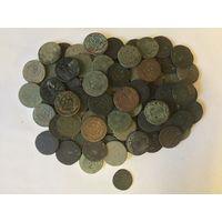 Деньга (92 монеты и 1 полушка)