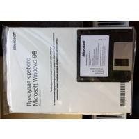 Windows 98SE OEM новая не распакованная