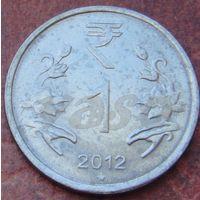 5529:  1 рупия 2012 Индия