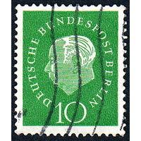 106: Германия (Западный Берлин), почтовая марка, 1959 год