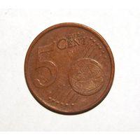 5 евроцентов Германия 2002А (34)