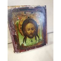 Икона Спас на Убрусе 19 век.