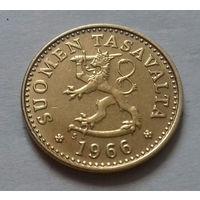 10 пенни, Финляндия 1966 г.