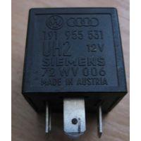 100474 AUDI VW SEAT SKODA Реле 19 191955531