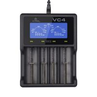 Универсальное Зарядное Устройство XTAR VC4 18650