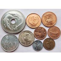 Монеты Азии и Австралии и Океании.