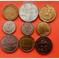 9 монеток - 9 стран. #03