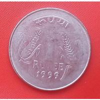 62-23 Индия, 1 рупия 1999 г.