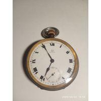 """Часы Омега. Антикварные Швейцарские часы ,, OMEGA,"""" Начало 20 века. В рабочем состоянии."""