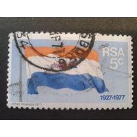 ЮАР 1977 гос. флаг