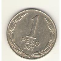 1 песо 1977 г.