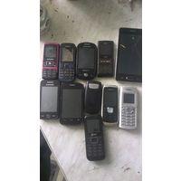 Мобильные телефоны  с Рубля