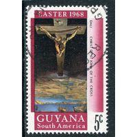 Гайяна. Пасха 1968