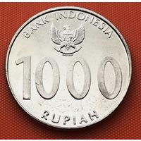 116-17 Индонезия, 1000 рупий 2010 г.