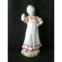 Плясунья девочка с платочком, с утратами, ЛФЗ
